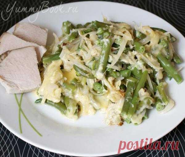Легкое и полезное блюдо – стручковая фасоль по-мексикански