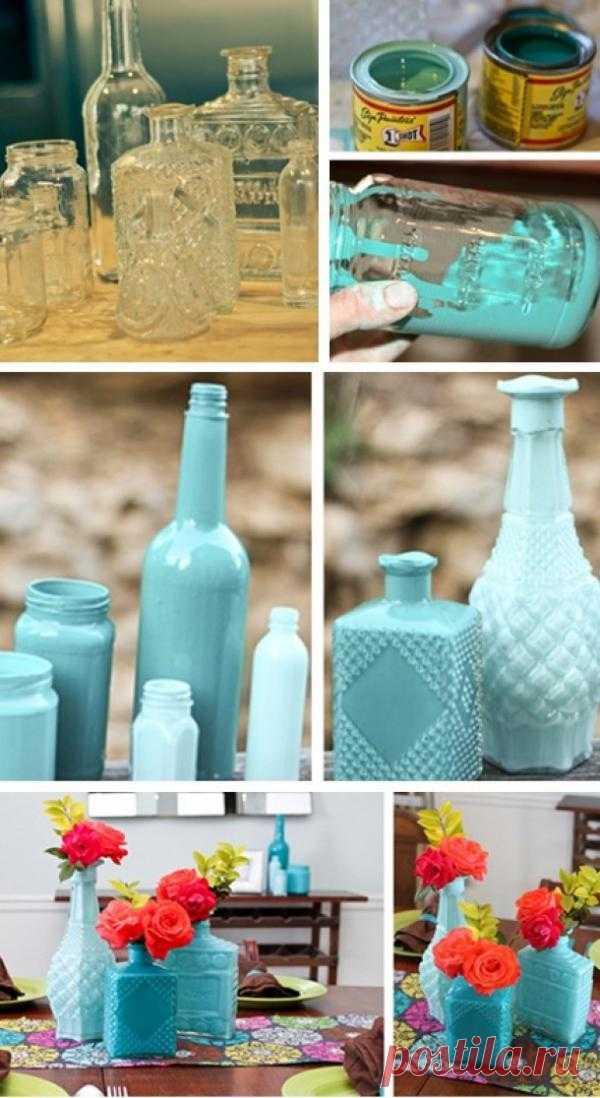 К недавнему посту про цветные бутылочки прилагается.