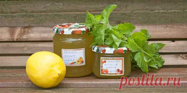 Варенье из кабачков, лимона и мяты. Рецепт | По Секрету Всему Свету | Яндекс Дзен