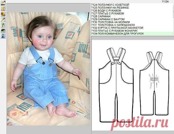 Как самому сшить детский костюм