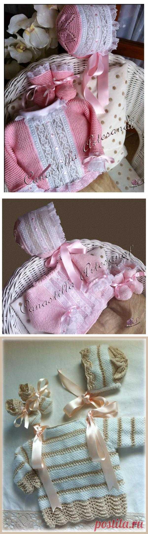 Блоги@Mail.Ru: Шедевры для малышей от CANASTILLA ARTESANAL (для вдохновения)