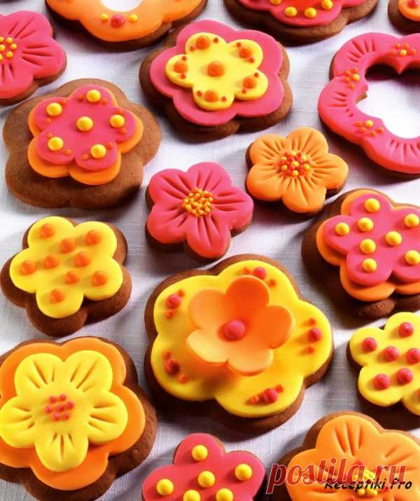 Оригинальные печеньки