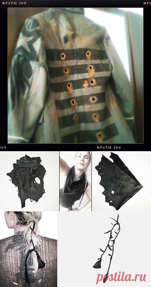 Стреляли... / Креатив / Модный сайт о стильной переделке одежды и интерьера