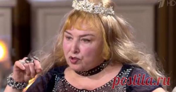 60-летняя миллионерша ворвалась в«Давай поженимся!» иедва несорвала эфир | Офигенная