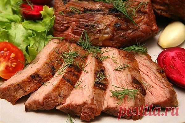 Секреты вкусного мяса К каждому мясному... / Еда и напитки / Мясо / Pinme.ru / Ольга Пак