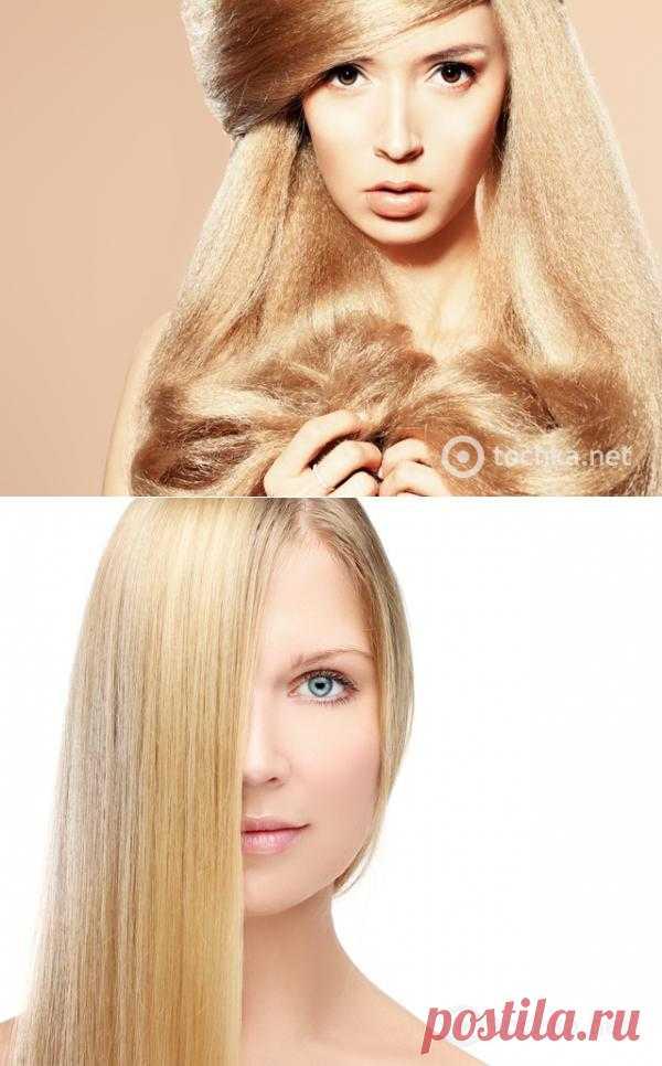 Домашняя косметика: маски для густоты волос