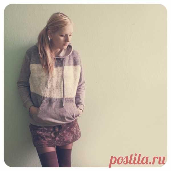 Переделка худи / Худи / Модный сайт о стильной переделке одежды и интерьера