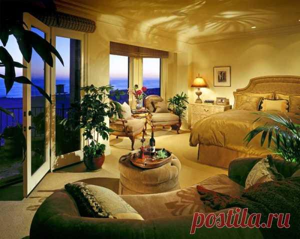 спальня мечты!!!!)))