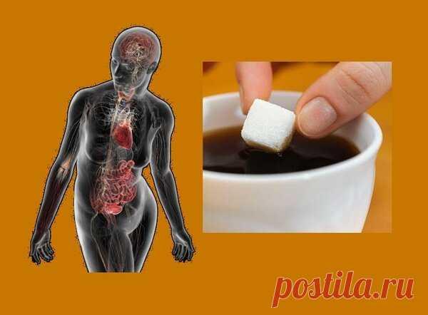 👨⚕Что будет с человеком, если каждый день пить чай с сахаром? | Доктор Малышев | Яндекс Дзен