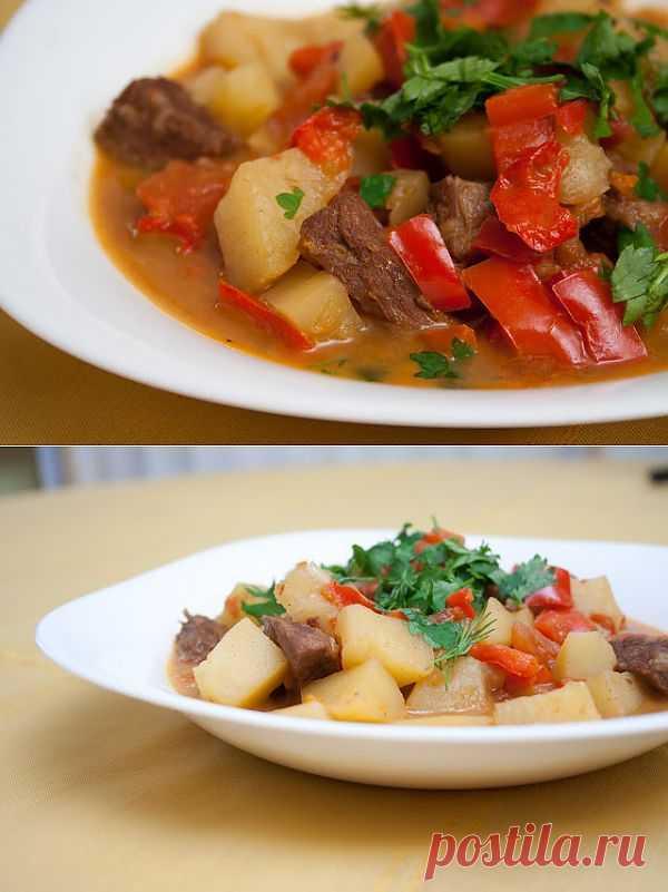 4young: Кулинарное путешествие: Бограч