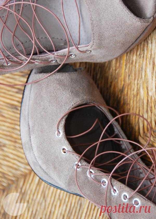 Шнуровка для туфель