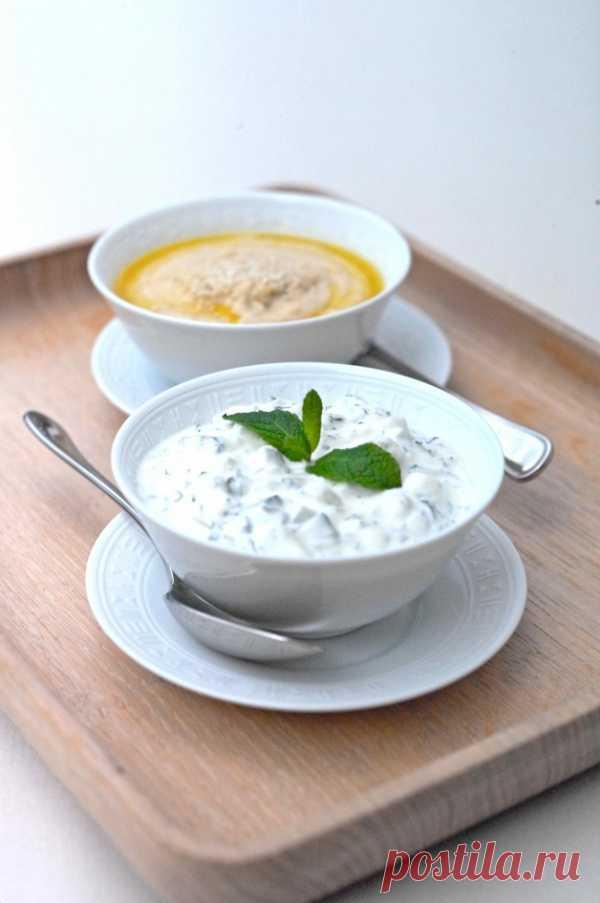 Вкусный рецепт соуса из Греции