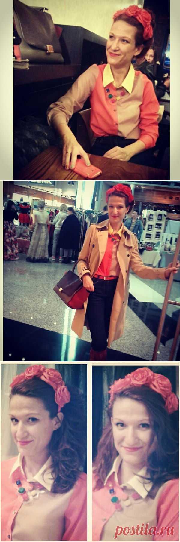 После Sunday market в галлереи Москва / Ваш стиль / Модный сайт о стильной переделке одежды и интерьера