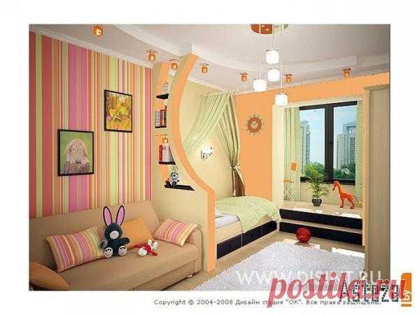 Удобная планировка комнаты