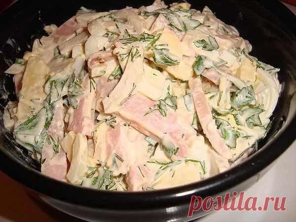 Салат «Нежнейший» :) | Любимые рецепты
