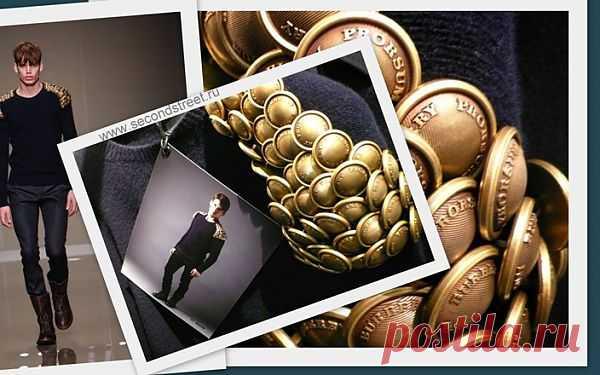 Burberry Prorsum / Декор / Модный сайт о стильной переделке одежды и интерьера