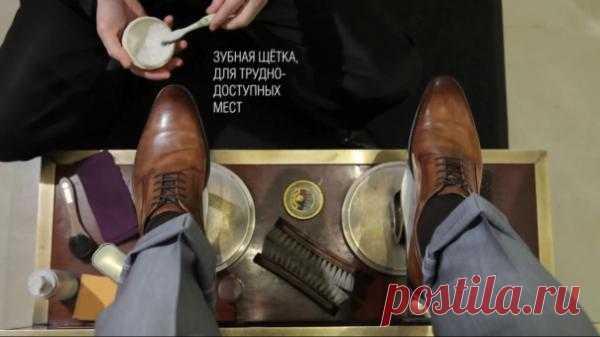 Как правильно чистить обувь | Лайфхакер