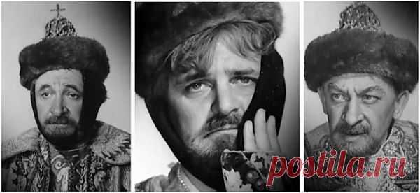 Не сыгранные роли звезд советского кино.Бесценные архивные снимки.