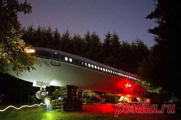 Дом в Боинге 747.