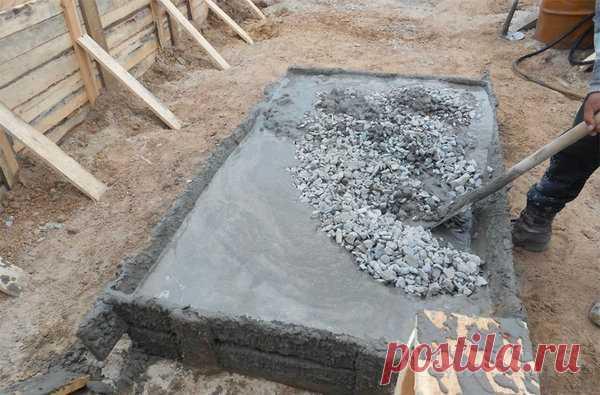 Сахар бетон противоударный бетон