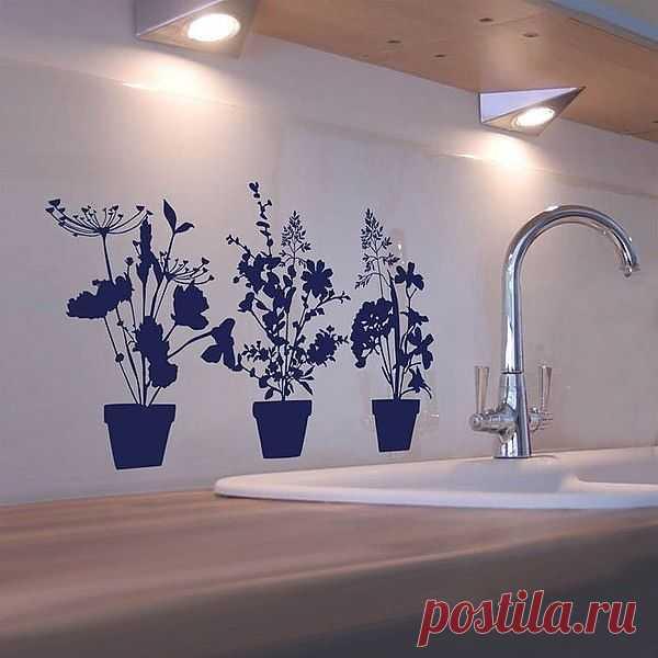 Пряные растения / Кухня / Модный сайт о стильной переделке одежды и интерьера