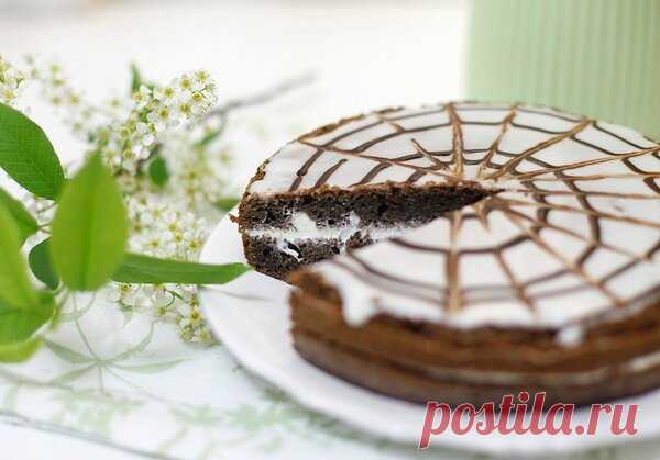Черемуховый торт - Чадейка — ЖЖ