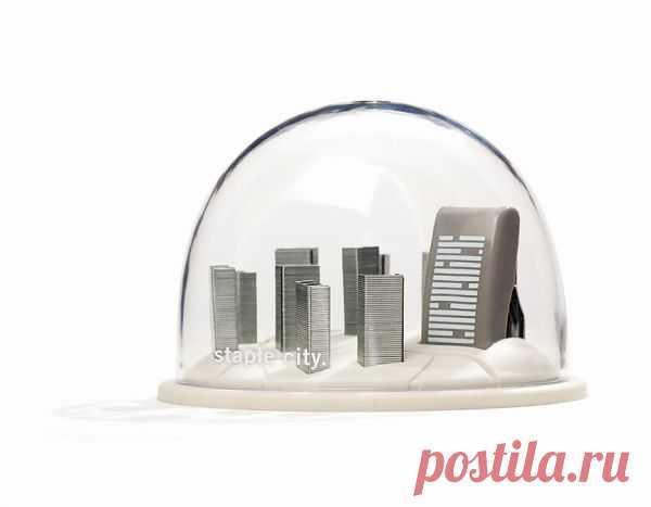 Степлерный город - $19 USD
