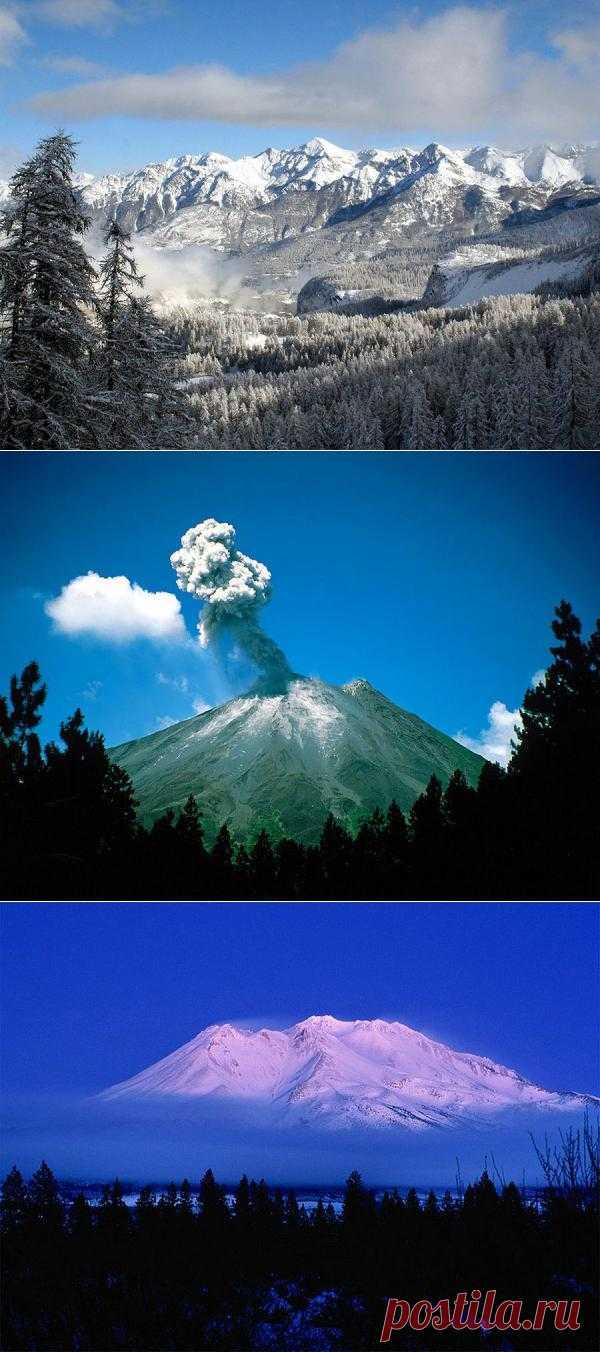 Небо и горы: лучшее из лучшего