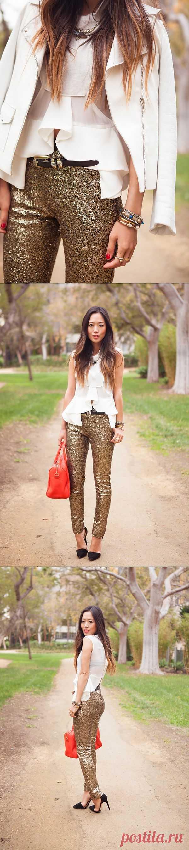 Сложносочиненная блузка / Блузки / Модный сайт о стильной переделке одежды и интерьера