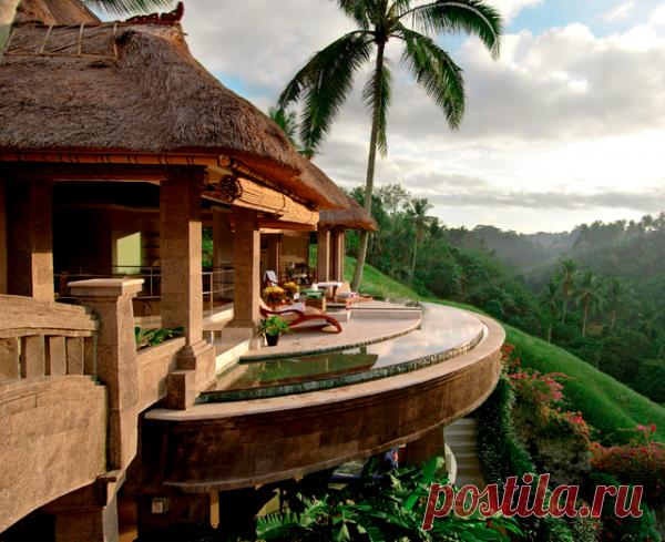 hotel to Bali