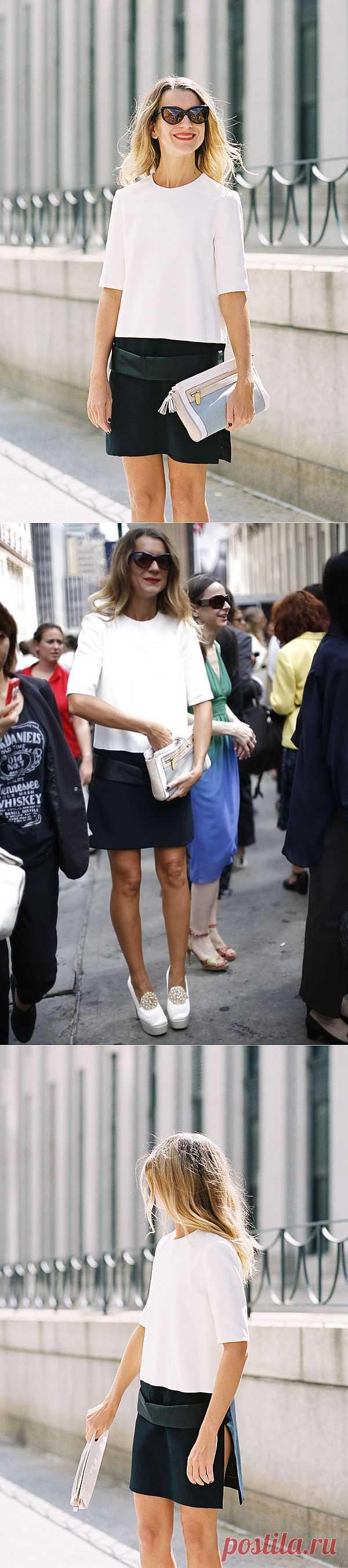 Платье Natalie Joos / Street Style / Модный сайт о стильной переделке одежды и интерьера