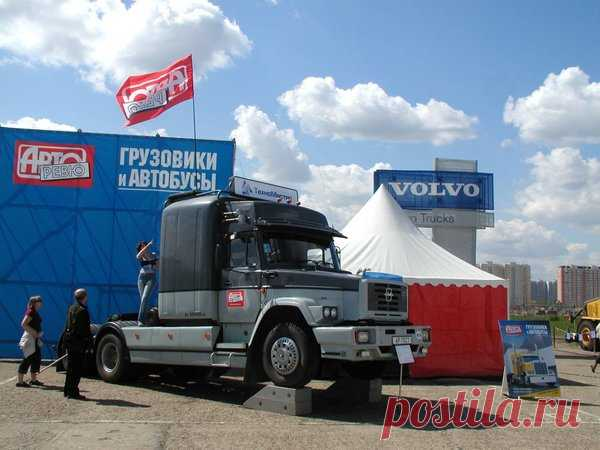 Супер-ЗИЛ, собранный профессиональным водителем из Тольятти | Все о грузовиках – Trucksplanet | Яндекс Дзен