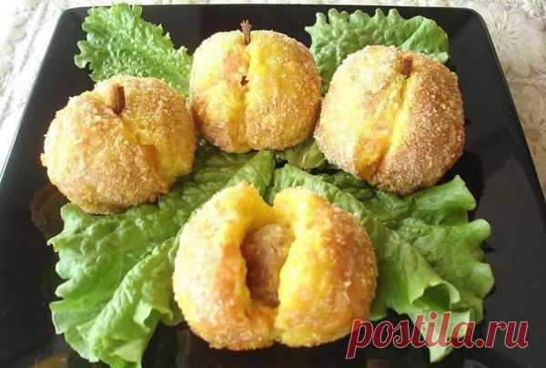 картофель-персик