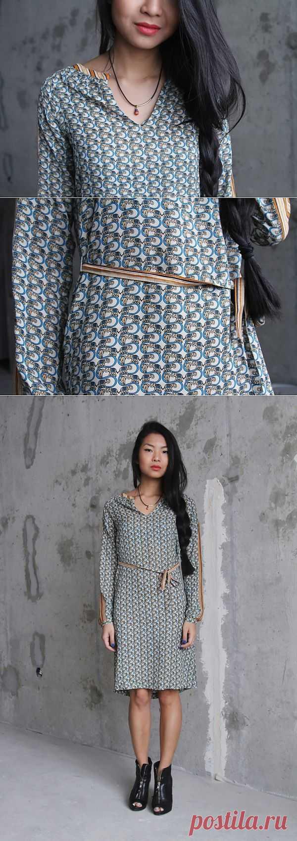 Платье Tory Burch / Вещь / Модный сайт о стильной переделке одежды и интерьера