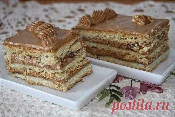 Торт - Ленинградский.