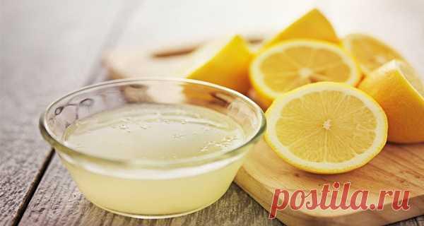 Beba jugo de limón en lugar de pastillas si tiene uno de estos 8 problemas – Hoy En Belleza