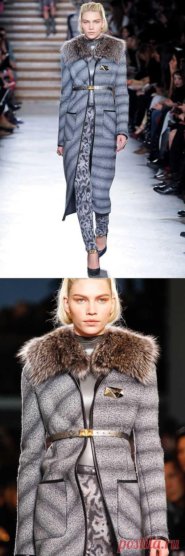 Пальто Missoni / Пальто и шубы / Модный сайт о стильной переделке одежды и интерьера