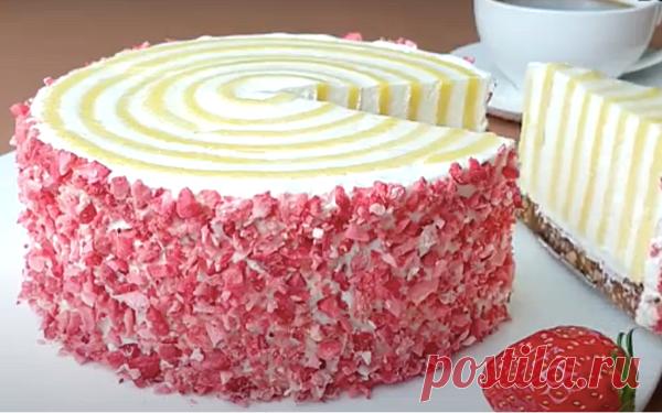 Эксперимент на вашей кухне: Футуристичный ванильный торт без муки, подсмотренный на кулинарном конкурсе   ChocoYamma   Яндекс Дзен