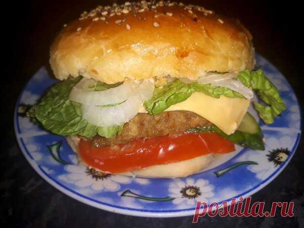 Эконом рецепты. Домашние бургеры | Эконом рецепты | Яндекс Дзен