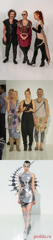 """""""Выдержки"""" из коллекций Threeasfour (трафик) / Дизайнеры / Модный сайт о стильной переделке одежды и интерьера"""