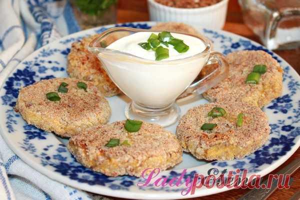 Вкусные котлеты из гречки – фото рецепт