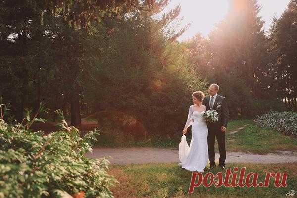 Музыка нас связала: свадьба Анны и Олега - WeddyWood