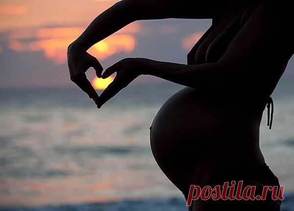 От природы с материнской любовью