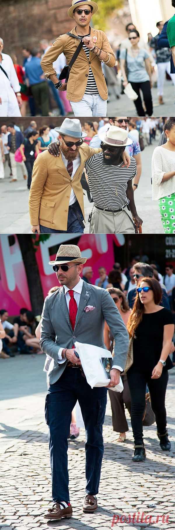 Свежие детали мужского стиля с Pitti Uomo (подборка фото) / Street Style / Модный сайт о стильной переделке одежды и интерьера
