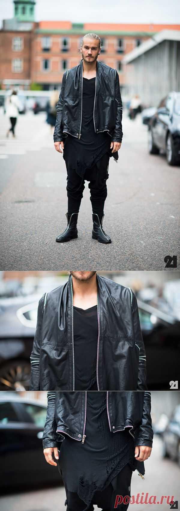 """""""Молниеносный"""" мужчина / Street Style / Модный сайт о стильной переделке одежды и интерьера"""