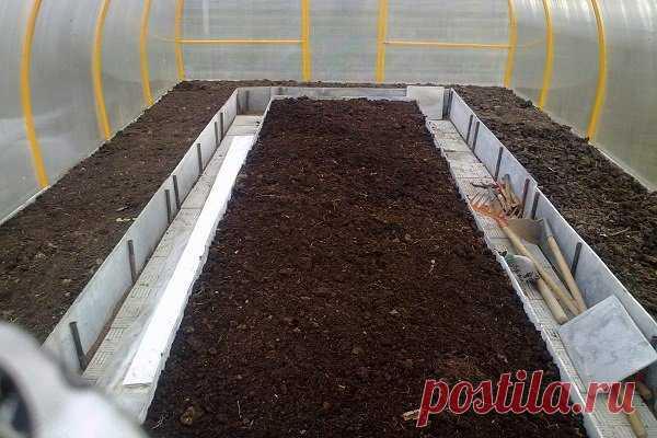 Доступный и простй способ подготовить землю в теплице под посадку овощей | У-Дачный канал советы от Арины | Яндекс Дзен