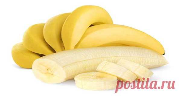 Что всего лишь один банан может сделать для вас и вашего здоровья