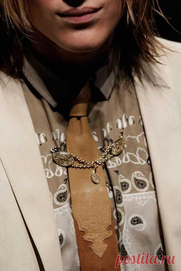 Галстук Etro как идея реанимации испорченного / Мужские галстуки / Модный сайт о стильной переделке одежды и интерьера