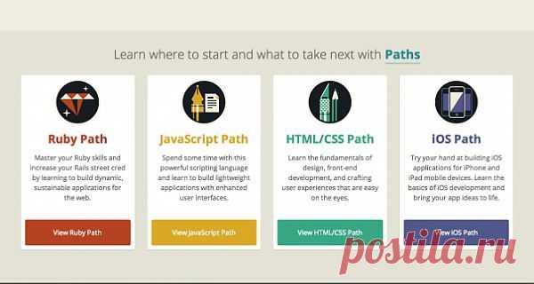 10 бесплатных онлайн-платформ, которые помогут вам стать программистом | Лайфхакер