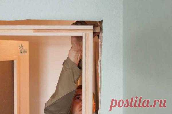 На каком этапе ремонтных работ устанавливаются межкомнатные двери